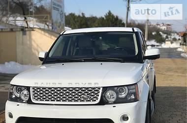 Land Rover Range Rover Sport Autobiography 2013