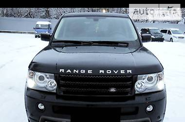 Land Rover Range Rover Sport supercharge   4.2.  2008
