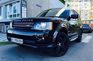 Land Rover Range Rover Sport 2013 в Киеве