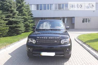 Land Rover Range Rover Sport 2013 в Дніпрі