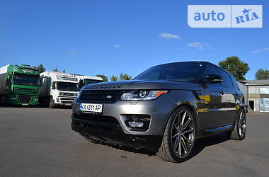 Land Rover Range Rover Sport 2017 в Чернигове