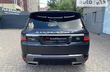 Позашляховик / Кросовер Land Rover Range Rover Sport 2019 в Києві