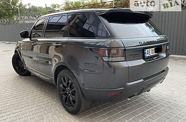 Внедорожник / Кроссовер Land Rover Range Rover Sport 2016 в Днепре