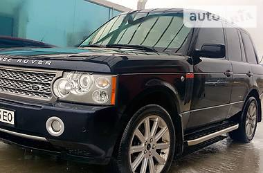 Land Rover Range Rover 2003 в Львове