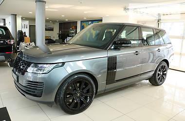 Land Rover Range Rover Vogue Black Edition