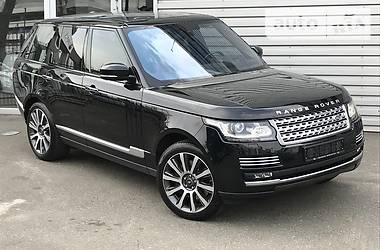 Land Rover Range Rover 2016 в Киеве