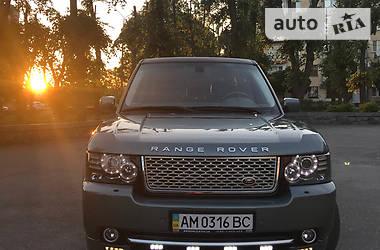 Land Rover Range Rover 2003 в Житомире