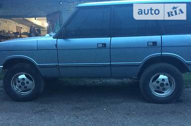 Land Rover Range Rover 1984 в Броварах