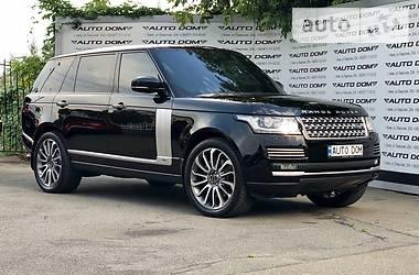 Land Rover Range Rover LONG 4.4 AUTOBIOGR