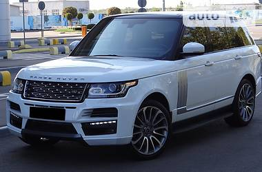 Land Rover Range Rover Startech autobiograp