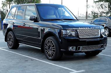 Land Rover Range Rover Ultimate Edition