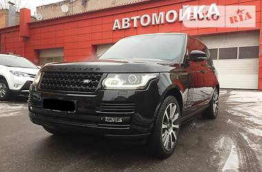 Land Rover Range Rover Black Edition