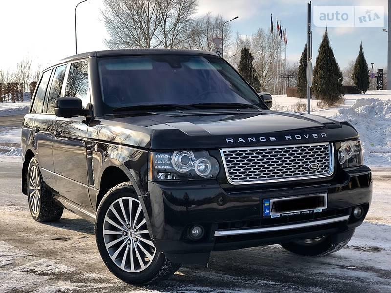 Land Rover Range Rover Body-kit