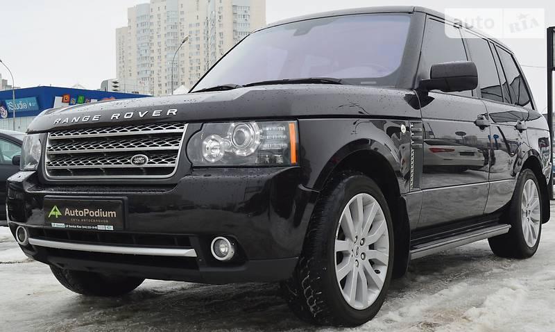 Land Rover Range Rover 2010 года в Киеве