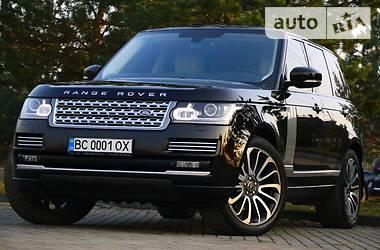 Land Rover Range Rover 2013 в Дрогобыче