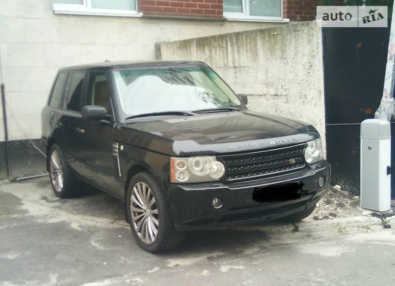 Позашляховик / Кросовер Land Rover Range Rover 2006 в Києві