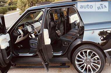 Land Rover Range Rover 2017 в Одессе