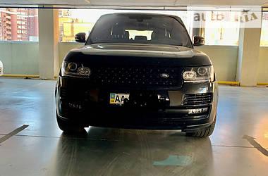 Land Rover Range Rover 2015 в Киеве