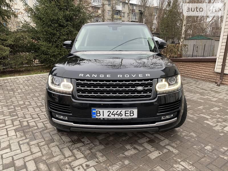 Land Rover Range Rover 2014 в Кременчуге