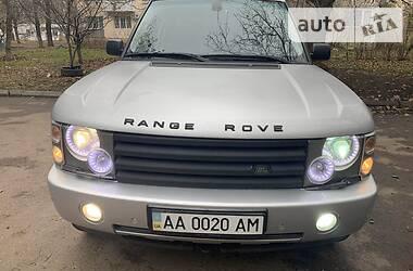 Land Rover Range Rover 2002 в Одессе