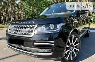 Land Rover Range Rover 2017 в Киеве