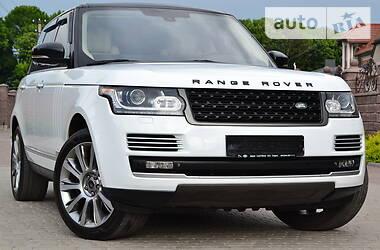 Позашляховик / Кросовер Land Rover Range Rover 2013 в Рівному