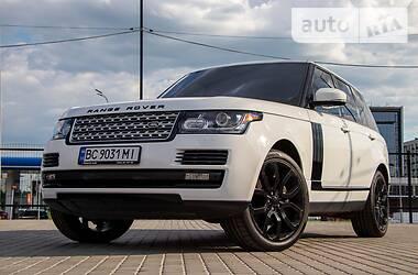 Внедорожник / Кроссовер Land Rover Range Rover 2016 в Львове