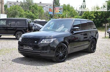 Позашляховик / Кросовер Land Rover Range Rover 2018 в Одесі