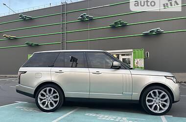 Внедорожник / Кроссовер Land Rover Range Rover 2014 в Киеве