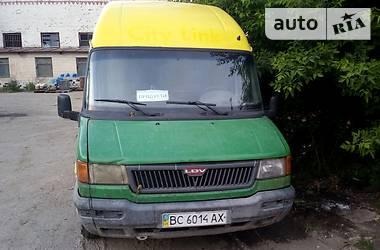 LDV Convoy груз.-пасс. 2005 в Тернополе