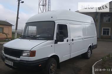 LDV Convoy груз.-пасс. 2004 в Беляевке