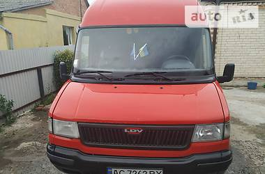 LDV Convoy груз. 2006 в Луцке