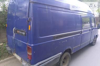 Мікроавтобус вантажний (до 3,5т) LDV Convoy груз. 1997 в Львові
