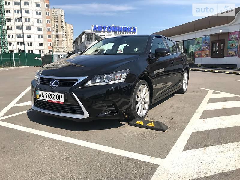Lexus CT 200H 2014 в Киеве