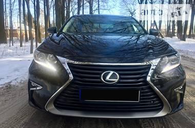 Lexus ES 250 BUSINESS official