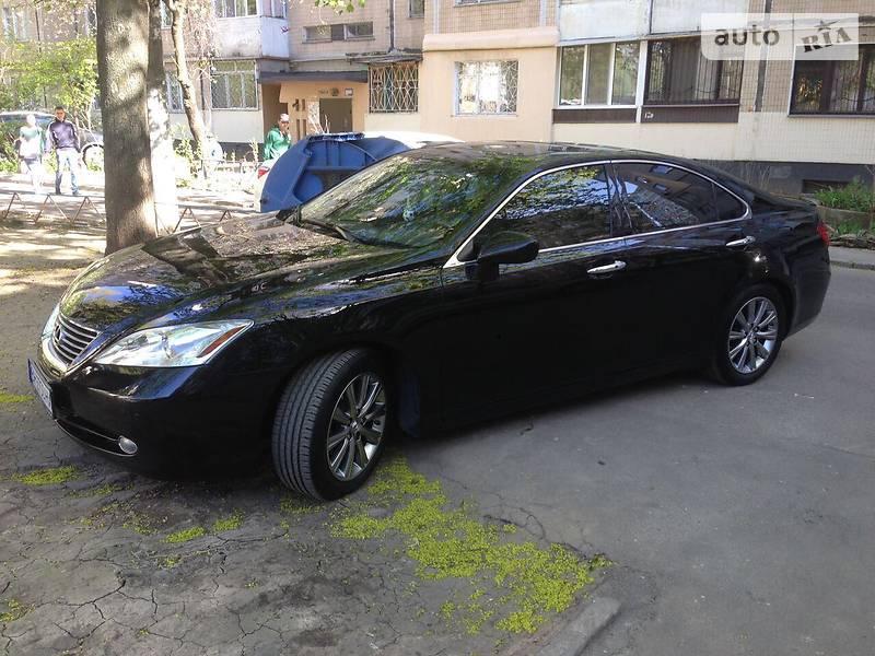 Lexus ES 350 2007 в Одессе