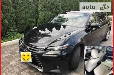 Lexus GS 200t 2017 в Киеве