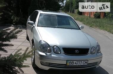 Lexus GS 300 2002 в Харькове