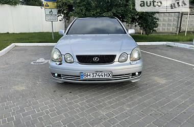 Седан Lexus GS 300 1998 в Одесі