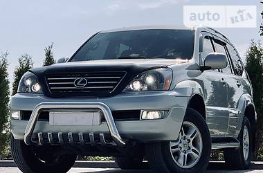 Lexus GX 470 2006 в Одессе