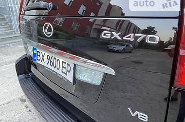 Внедорожник / Кроссовер Lexus GX 470 2003 в Нетешине