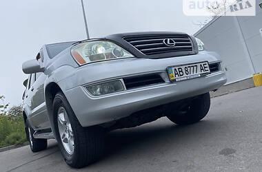 Позашляховик / Кросовер Lexus GX 470 2006 в Вінниці