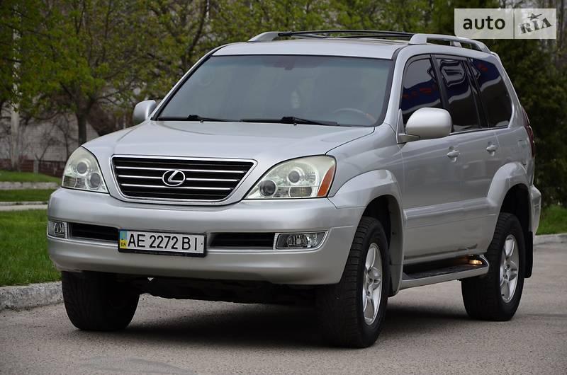 Lexus GX 2003 року
