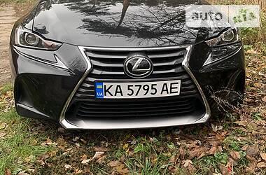 Седан Lexus IS 300 2018 в Киеве