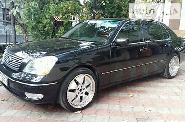 Lexus LS 430 2001 в Киеве