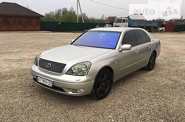 Lexus LS 430 2001 в Хмельницком