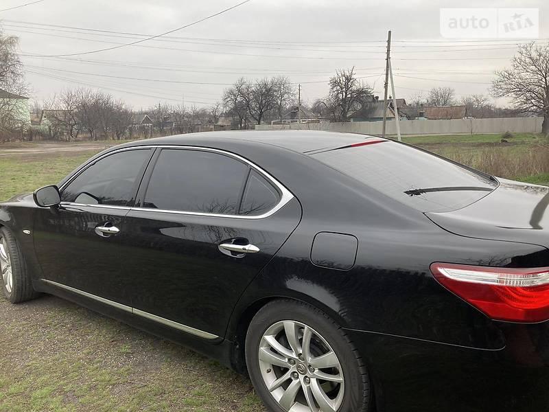 Lexus LS 460 LS 460LONG
