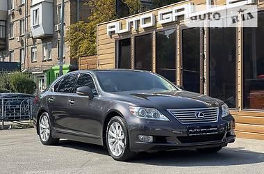 Седан Lexus LS 460 2010 в Києві