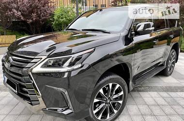 Внедорожник / Кроссовер Lexus LX 450 2021 в Киеве