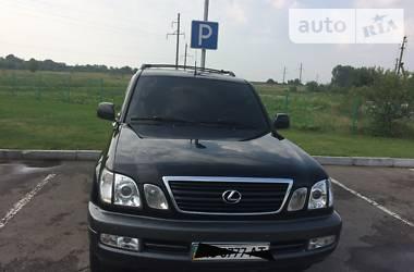 Lexus LX 470 2001 в Владимир-Волынском